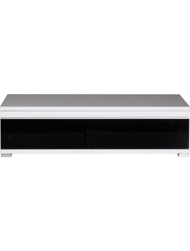Comoda TV din colectia Freestyle, alb - negru