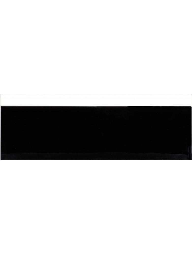Dulap de perete orizontal din colectia Freestyle negru