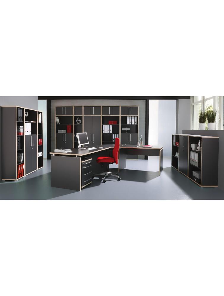 Colectia de mobilier de birou GW-DUO, varianta 1